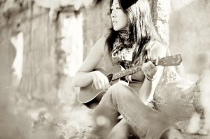 Featured artist in music: Cynthia Lin